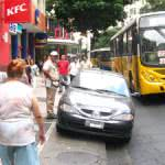 Multa de Estacionamento Irregular