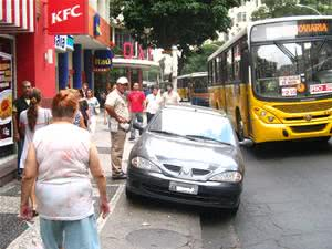 Multa por Estacionamento Irregular