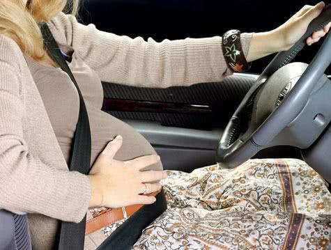 gravida ao volante